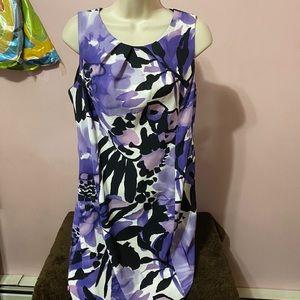 Dressbarn size 10 dress